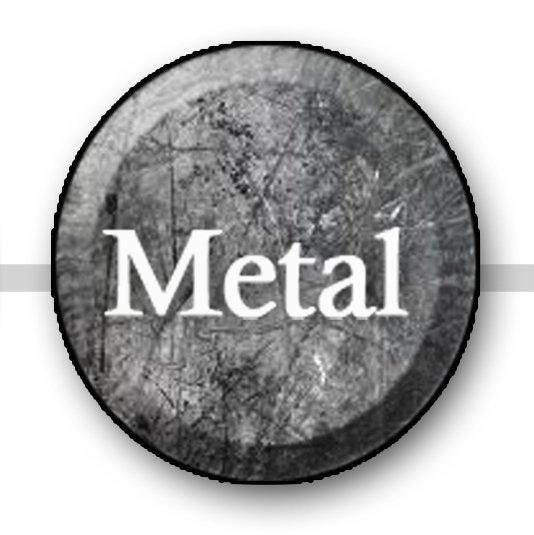how to tell if an element is a metal